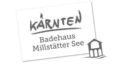 Kärnten Badehaus Millstätter See
