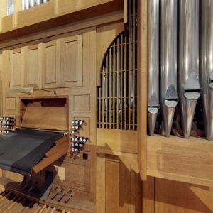 Marcussen- Orgel